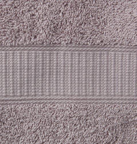 Toalla de ducha KRONBORG DE LUXE gris