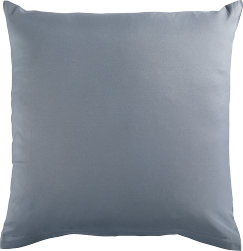 Funda almohada 2x45x67 gris