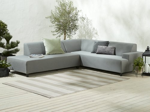 Lounge UHRE 6 pers. l. gri. all-weather