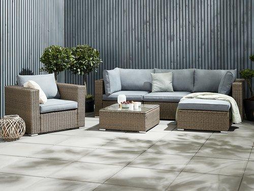 Комплект меблів DALL 5м сірий