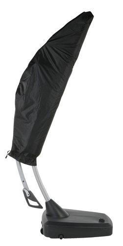 Závěsný slunečník HAUGESUND Ø300 černá
