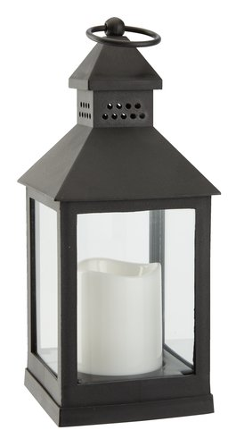 Lanterne AUGUSTINUS m/LED-lys