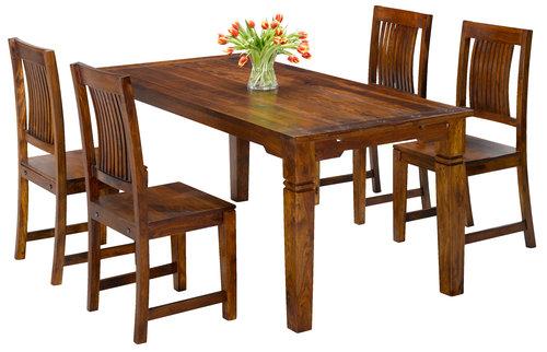 Stôl D178 + 4 stoličky FREDERICIA