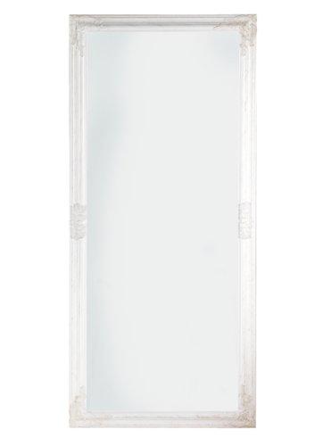 Zrcadlo NORDBORG 72x162 bílá