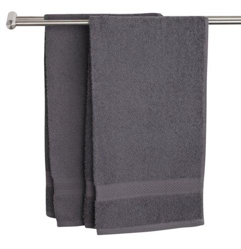 Полотенце UPPSALA 50x90см серый