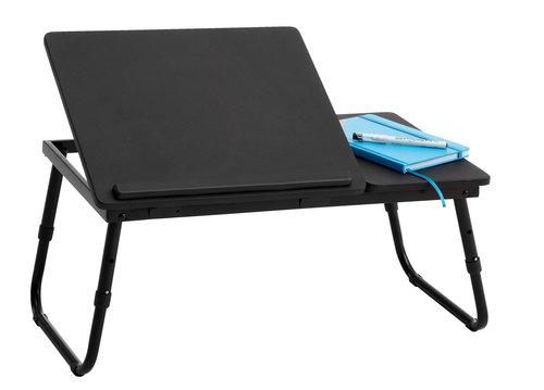 Laptop support MERN adjustable black