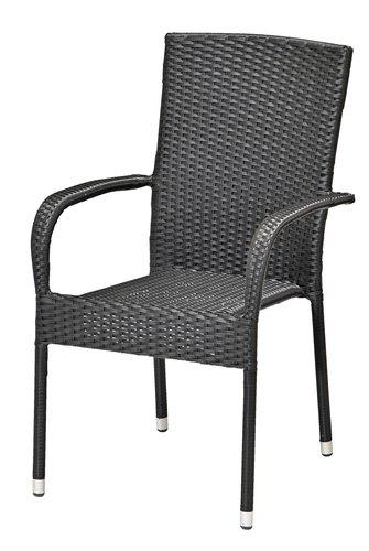 Bašt. stolica GUDHJEM crna