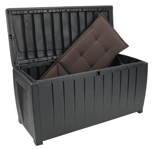 Κουτί μαξ. ULLARED Π124xΥ60xΒ55 μαύρο