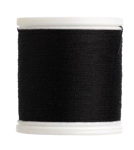 Sytråd 200m svart