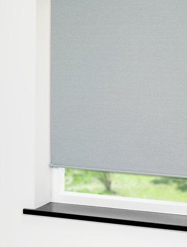 Rullgardin Mörkl. FALSTER 100x170 grå