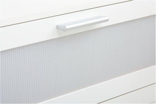 Скрин AABYBRO 3+3 чекмеджета/бял