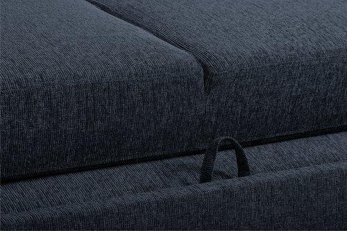 Sofa bed VEJLBY grey