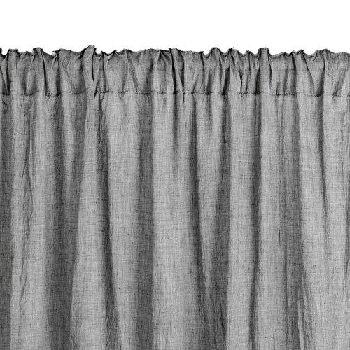 Gardin HIRSHOLM 1x135x245 grå