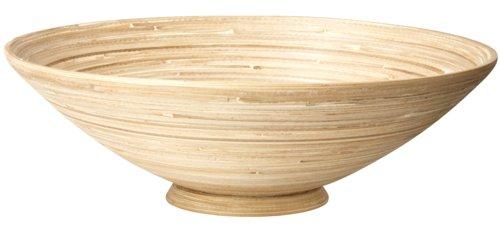 Mísa NIKLAS Ø30xV10 cm bambus