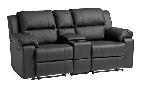 Sofa BATUM vippefunktion sort