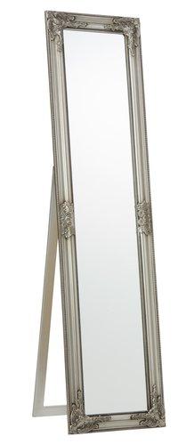 Дзеркало NORDBORG 40x160см сріблястий