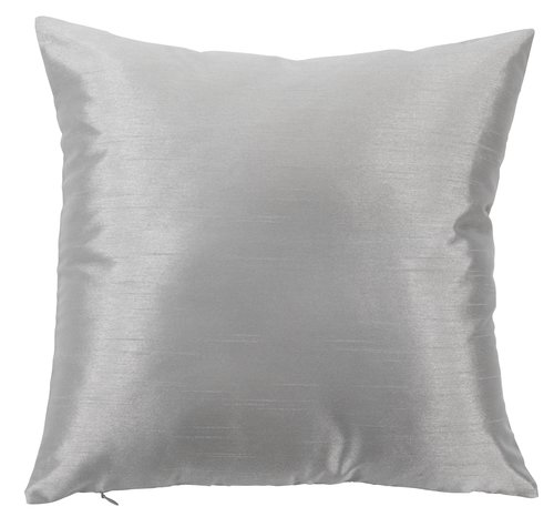 Cushion cover LUPIN 50×50 silver