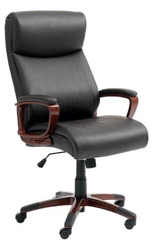 Kancelarijska stolica STAKROGE smeđa