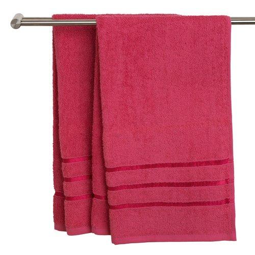 Πετσέτα επισκεπτών YSBY ροζ