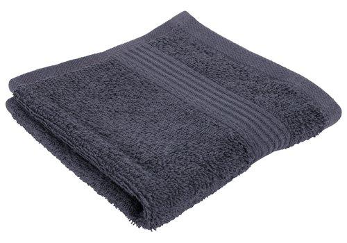 Πετσέτα προσώπου KARLSTAD 28x30 σκ.γκρι