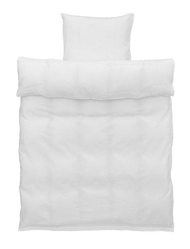 Ágyneműhuzat TINNE krepp fehér