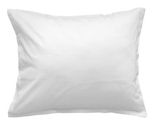 Pudebetræk percale 60x63/70 hvid