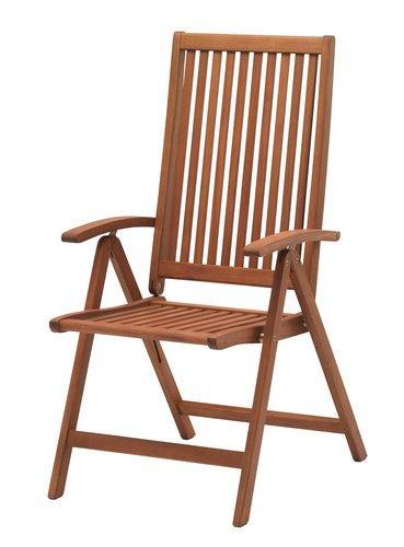 Recliner chair KAMSTRUP hardwood