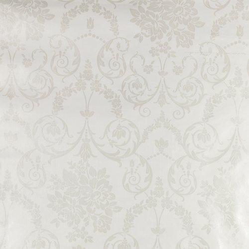 Plast. stolnjak ORMTUNGA 140 bijela