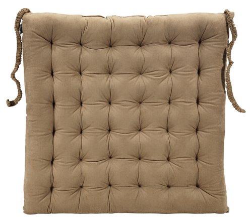 Възгл. за стол ANTEN 43x43x5 кафява