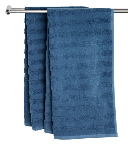 Handduk TORSBY 50x70 blå