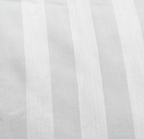 Lenjerie pat+cearsaf NELL 1 pers. albă