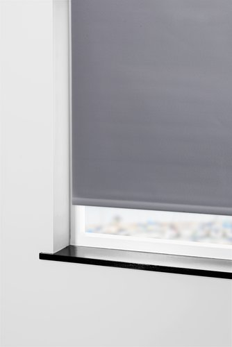 Blackout blind BOLGA 120x170cm l. grey