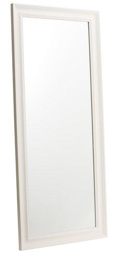 Lustro SKOTTERUP 78x180cm białe