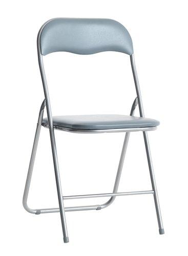 Skládací židle VIG šedá