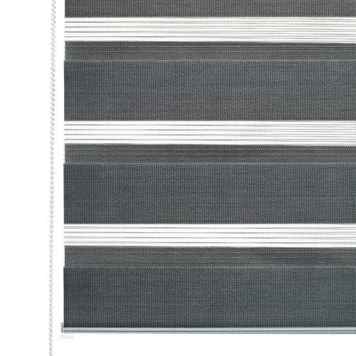 Rullegardin IDSE 140x180cm duo grå