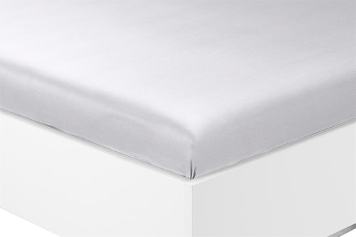 Sheet Sateen 240x260 DBL 300TC white