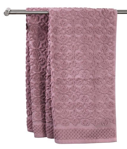 Bath towel STIDSVIG rose