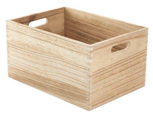 Kutija THORMOD Š24xD34xV18cm natur