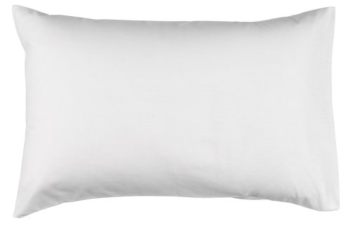 Pillowcase percale 50x70/75 white