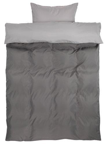 Set posteljine CATERINA Micro EXL siva