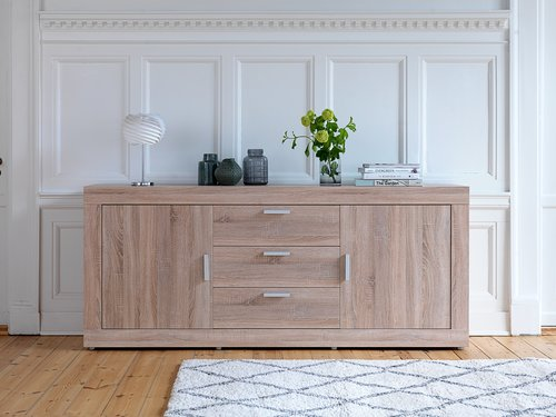 Sideboard BANDHOLM 2 door oak