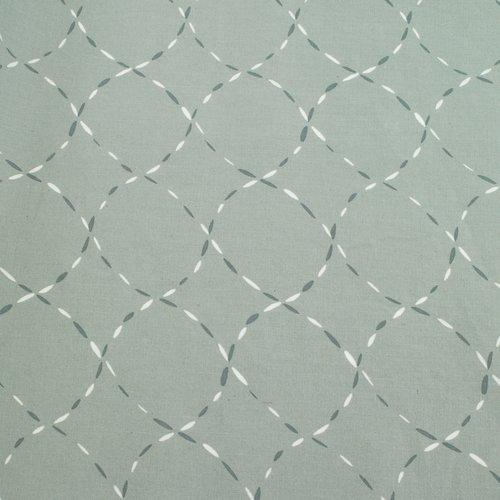 Textilvaxduk SALTURT 140 grön