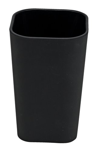 Tannglass MALA svart plast