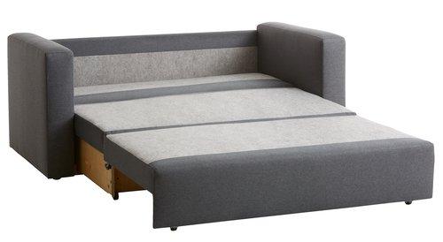 Софа-ліжко BRYRUP сірий