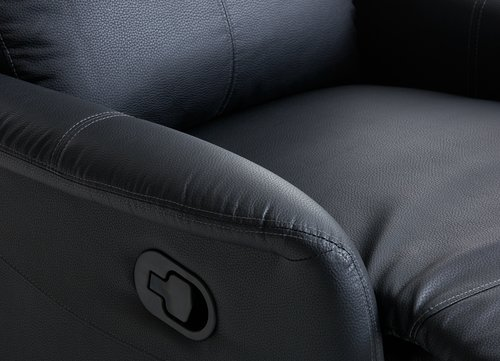 Регулируемо кресло VEJEN черно