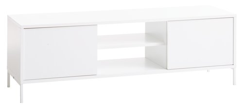 TV-meubel EGERUP wit