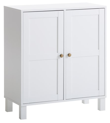 Cabinet SKALS 2 door white