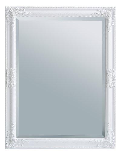 Καθρέφτης NORDBORG 70x90 λευκό