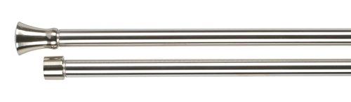 Függönykarnis dupla CONE 200-340 cm