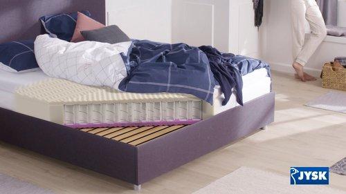 Prečo práve pružinový matrac?